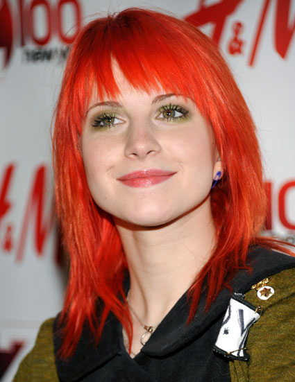 hayley williams paramore blonde. hayley williams paramore live.