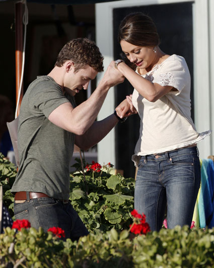 justin timberlake mila kunis dating. Are Justin Timberlake and Mila