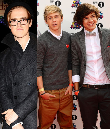 Tom Fletcher and One Direction to collaborate on second album?