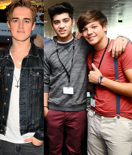 Tom Fletcher and One Direction to collaborate on next album!