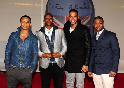 JLS talk Marvin Humes' stag-do