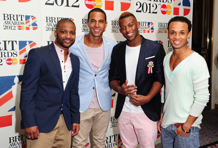 JLS talk Marvin's stag-do