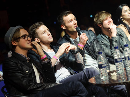 mcfly judging next brit thing