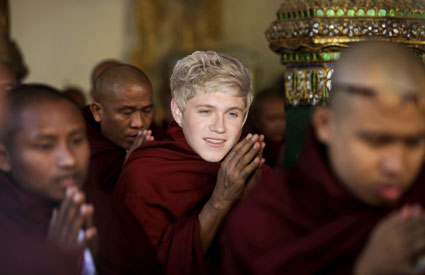 niall horan living as a monk one direction sex ban