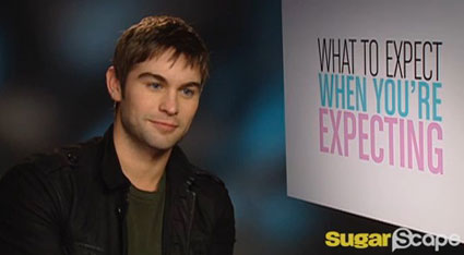 Chace Crawford talks to Sugarscape