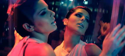 Cheryl's new music video Call My Name