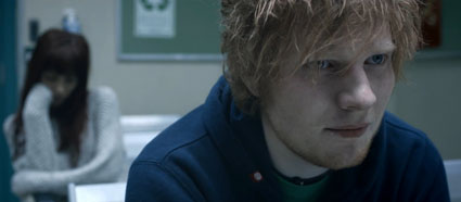 Ed Sheeran's new music video Small Bump