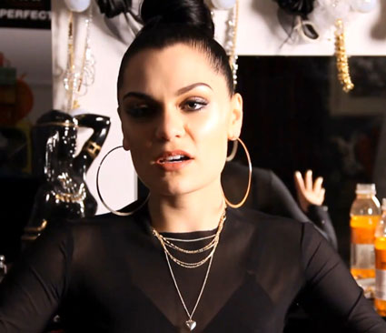 Jessie J - The Making of Laserlight video