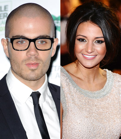 max george rumours get to Michelle Keegan