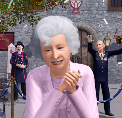 The Sims 3 Jubilee Parody