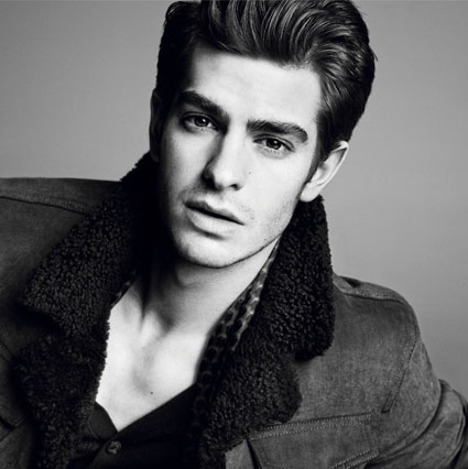 andrew garfield in vman magazine may 2012