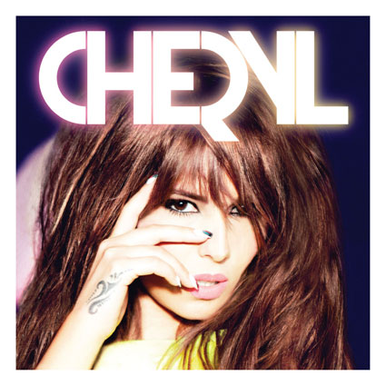 cheryl cole a million lights artwork