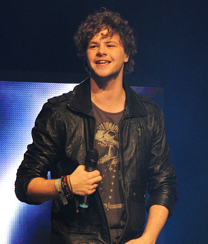 jay mcguiness from the wanted on their third album