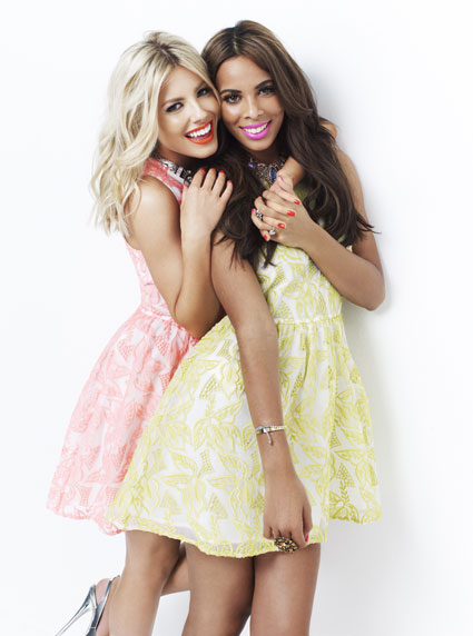 rochelle wiseman and mollie king cosmopolitan