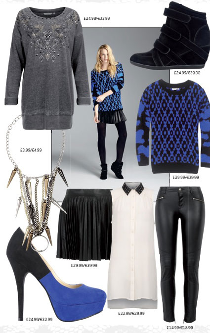 new look autumn winter 2012