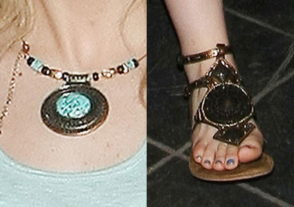 perrie edwards accessories