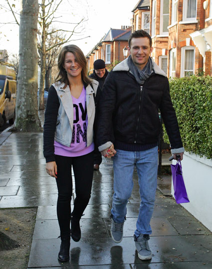 harry judd engaged to izzy johnston mcfly