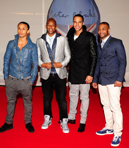 JLS and One Direction provide recipes for charity cook book