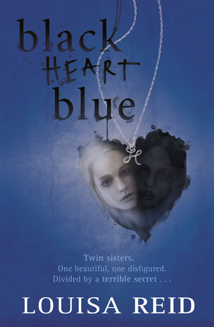 Louisa Reid's Black Heart Blue