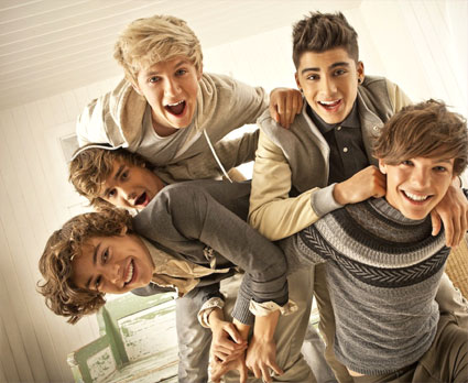 One Direction to play a headline slot at London's iTunes Festival 2012