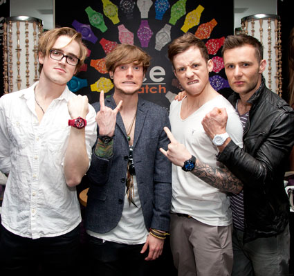 McFly to play BT London Live Olympic gig in Hyde Park