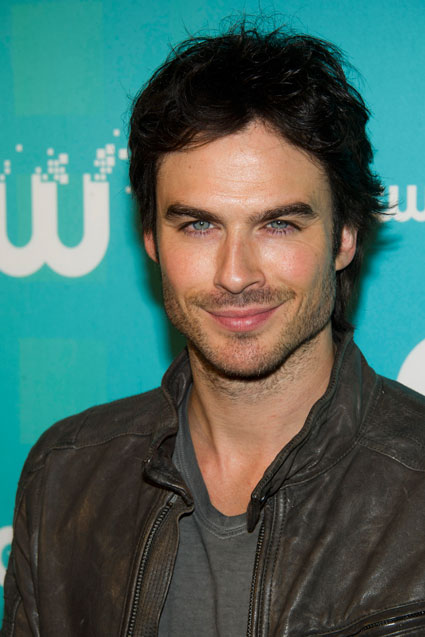 Ian Somerhalder for fifty shades of grey