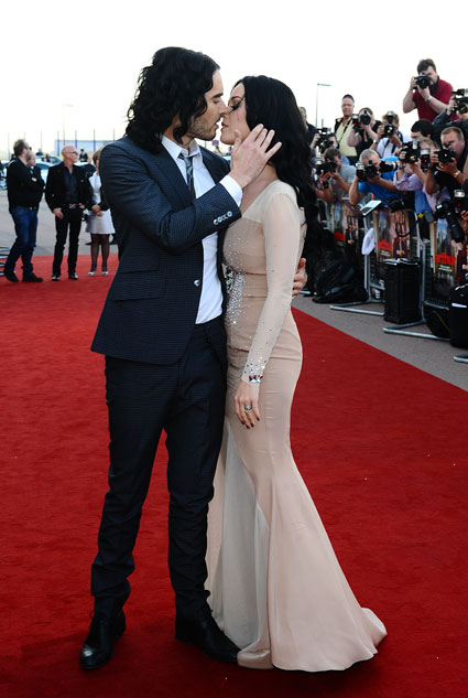 Russell Brand: I still love katy perry