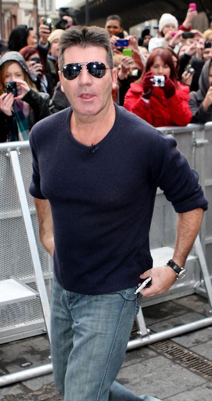 Simon Cowell blasted for secret fast track auditions