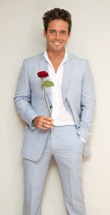Specncer Matthews is The Bachelor