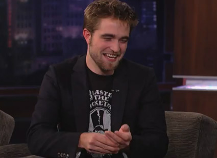 Oh the things that comes out of your mouth, RPatz.