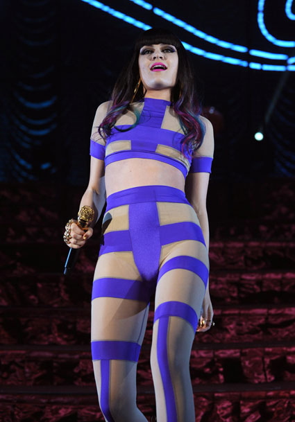 It's fair to say that Jessie has a strictly no fear approach to fashion, ...