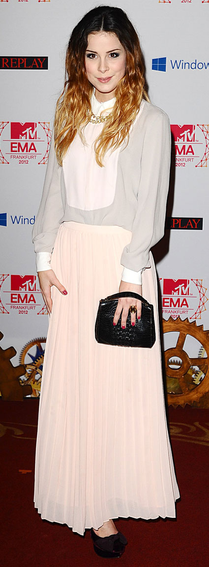 mtv ema 2012 lena meyer rutland fashion