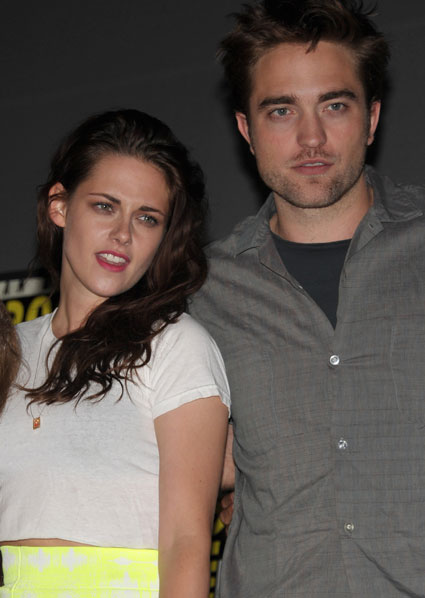 robert pattinson kristen steward twilight