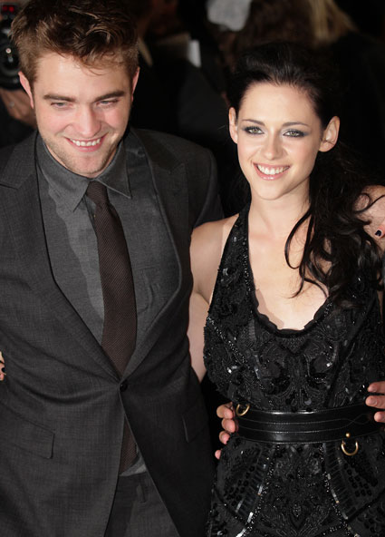 robert pattinson kristen stewart twilight