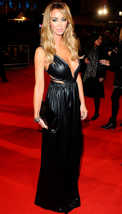 lauren pope towie twilight premiere