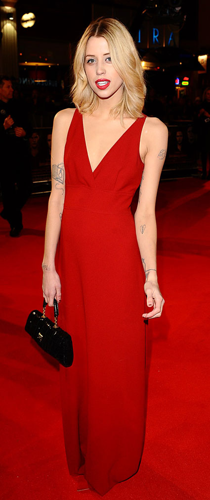 peaches geldof twilight premiere