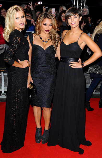 the saturdays twilight premiere