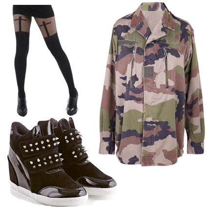 jesy little mix outfit