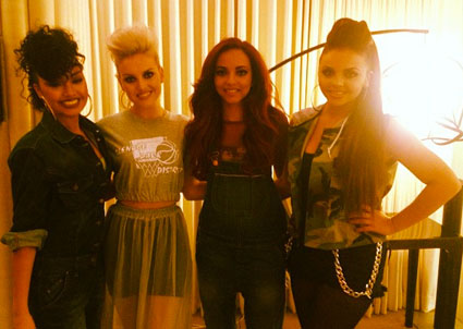 little mix outfits