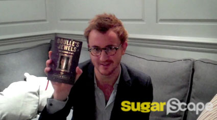 Francis Boulle exclusive - Made In Chelsea and new book Boulle's Jewels - VIDEO