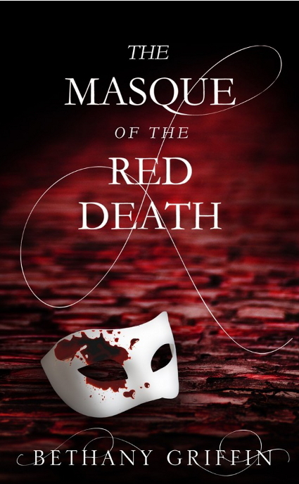 The Masque of Red Deathb y Bethany Griffin in Sugarscape's Top 10 books to get you over Twilight