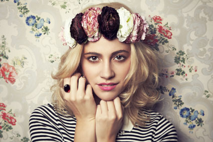 Pixie Lott's brand new jewelry and accessories collection for Rock 'n Rose - PICS