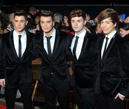 X Factor Union J's Josh Cuthbert: 'We'd love to cover One Direction and have ed sheeran write us a song'