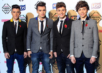 X Factor's Christopher Maloney prefers Union J to One Direction