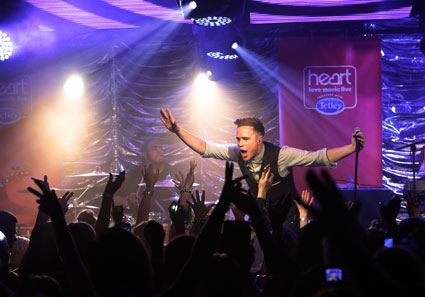 Olly Murs tips Army Of Two to be second single to be released from new album Right Place Right Time
