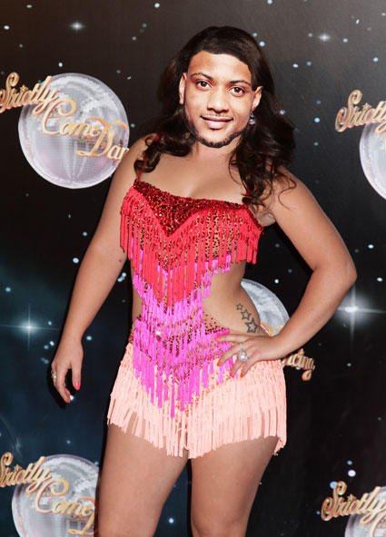 jb jls for strictly come dancing