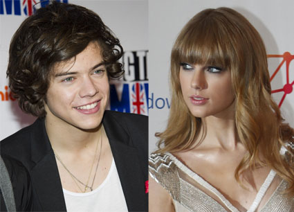 taylor swift gets death threats over Harry Styles