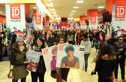 one direction pop up