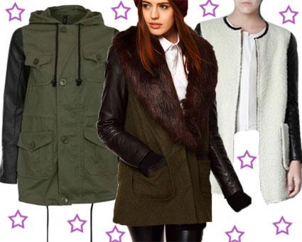 pu coats