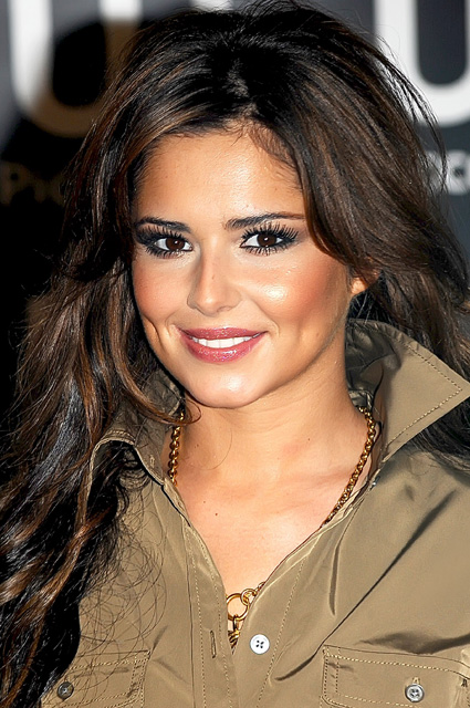 Cheryl Cole Red Hair Extensions. Hair extensions, check!